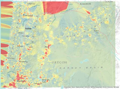 arcgis hotspot tutorial arcgis hot spot analysis with a fire occurrence dataset