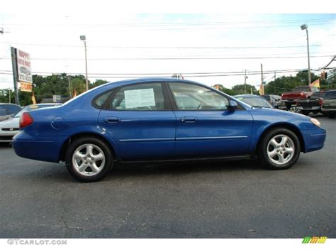 2003 Ford Taurus by Patriot Blue Metallic 2003 Ford Taurus Ses Exterior Photo