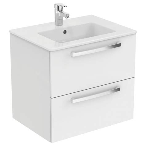tempo wall mounted vanity unit