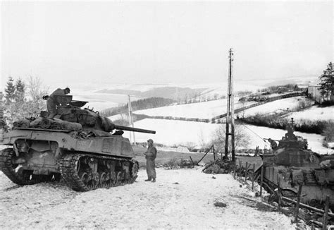 s tank destroyers images of war books u s tanks during the battle of the bulge six photos