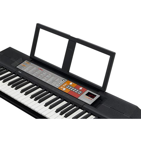 Yamaha Keyboard Tunggal Psr F50 yamaha psr f50 portable keyboard b stock at gear4music