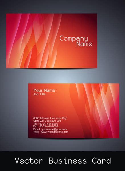 Visiting Card Design Cdr