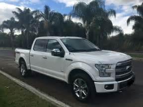 Ford Lobo 2016 Ford Lobo Platinum 2016 A 241 O 2016 16000 Km En Mercado