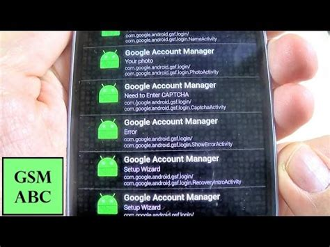 android account manager apk bypass error in quot type email and password quot on account manager remove frp on samsung