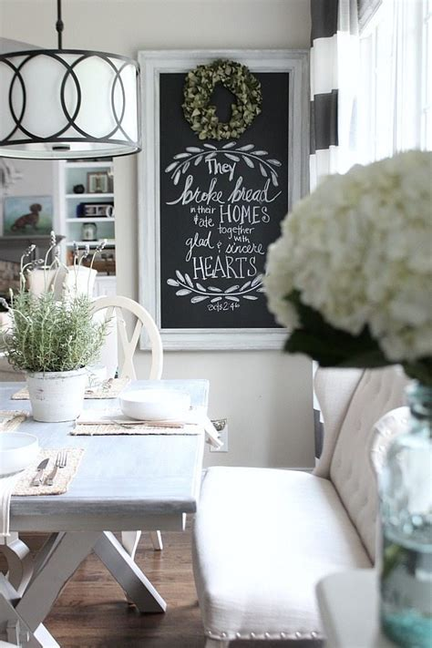 Better Homes Decor Painted Farmhouse Table X Base Refresh Restyle