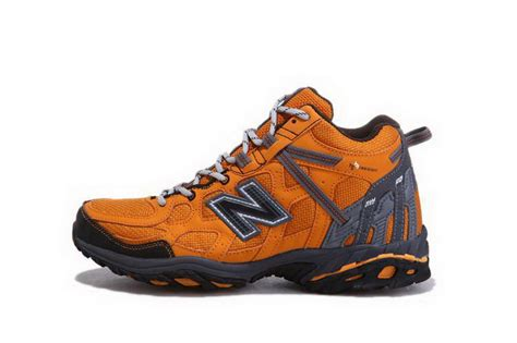 new balance boots mo625hcb orange grey black hiking boots the new