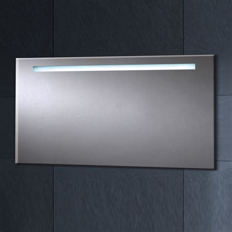 Large Rectangular Bathroom Mirrors Pluto Large Rectangular Landscape Heated Bathroom Mirror Mi021