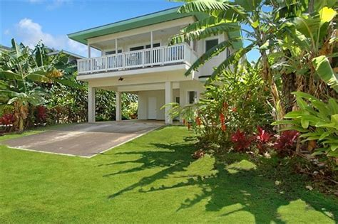 Beautiful Poipu Beach House By Brenneckes Beach Koloa House Poipu