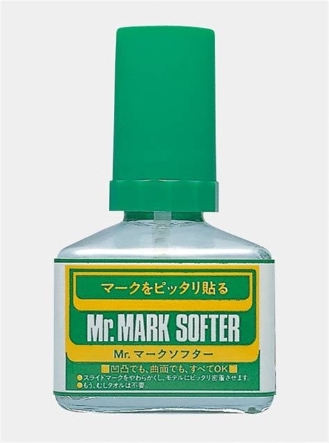 Mr Hobby Softer For Water Decal mr softer neo decal softener gsi ms 233 gunze sangyo mr hobby