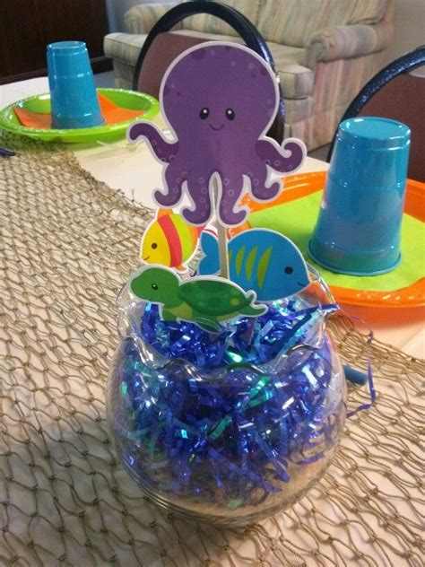 Sea Baby Shower by 1000 Ideas About Sea Baby Showers On
