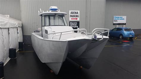 blade runner catamaran for sale nz designs built bladerunner boats