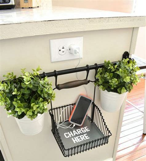 diy station diy charging station ideas