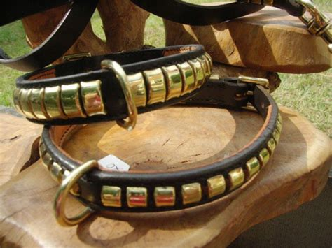 Handmade Collars Uk - made bridle leather clincher collar