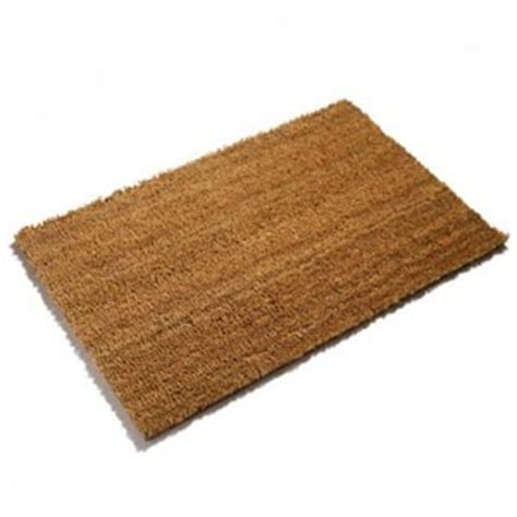 Outside Door Mats Coir by Plain Outdoor Coir Door Mats Carpets