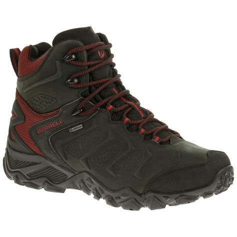 waterproof hiking boots for merrell chameleon shift waterproof mid hiking boots