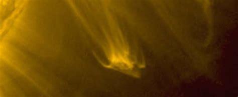 lade a filamento descubren un gigantesco ovni saliendo sol taringa