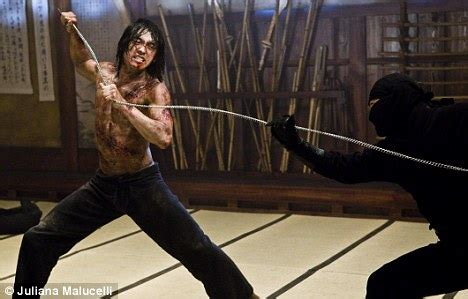 film de ninja assassin ninja assassin a martial arts film that thankfully isn t