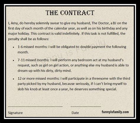 funny contracts pictures to pin on pinterest pinsdaddy