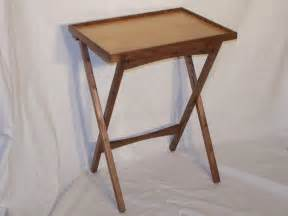 folding tv tray tables woodworking