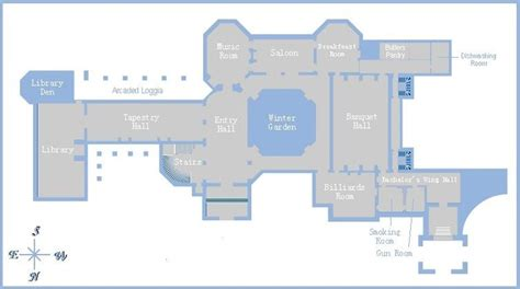 biltmore estate floor plan 17 best images about biltmore house on pinterest stables