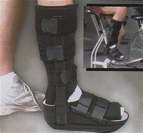 foot stress fracture boot filer llc