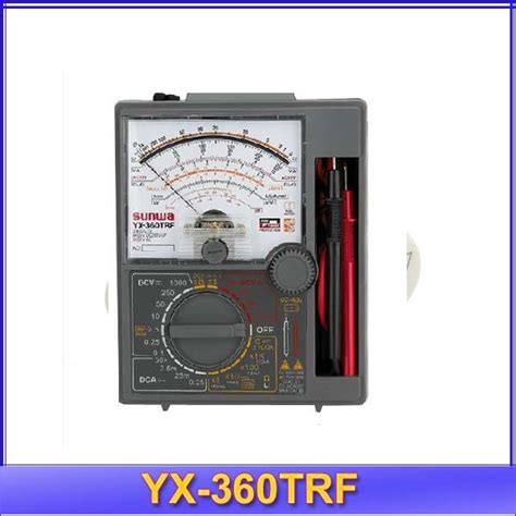 Multimeter Sunwa Analog multimeter sanwa yx360trf images