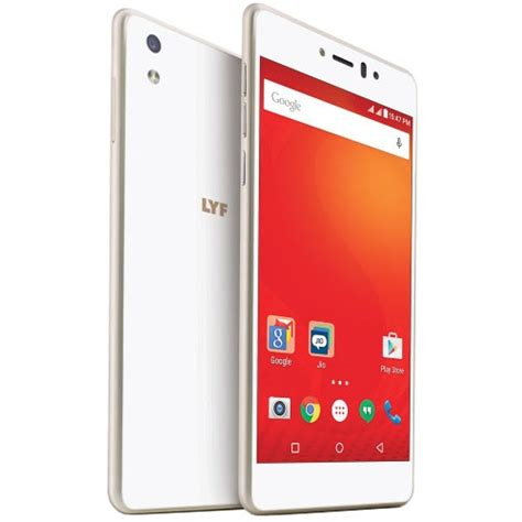 LYF Water 1 Price, Specifications, Features, Reviews