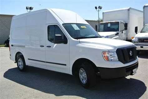 Used Nissan Cargo by Find Used Nissan Cargo High Top Roof V6 Plumber