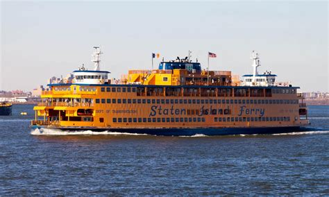 boat transport york the free staten island ferry the ultimate view of the