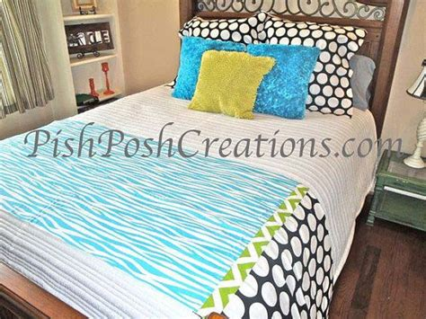 bed scarf runner two pillow covers set cape cod cottage 20 best images about bedding bed runners bed scarves on