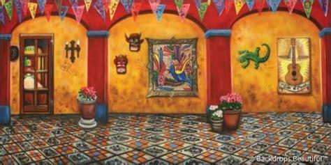 mexican hacienda  backdrops hacienda latin american