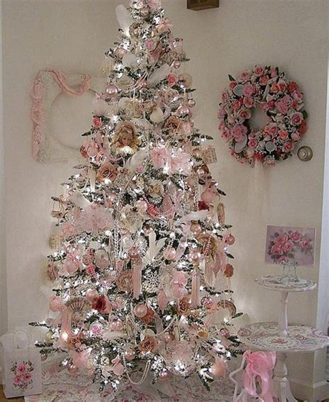 decorating a pink christmas tree pink tree decorations ideas www indiepedia org