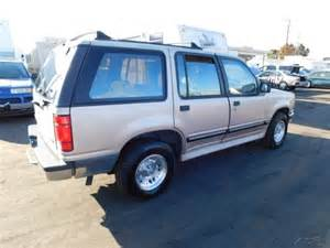 200 Ford Explorer 1994 Ford Explorer Xlt Used 4l V6 12v Automatic Suv No