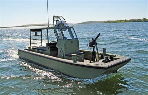 metal shark coastal patrol boats 24 riverine metal shark