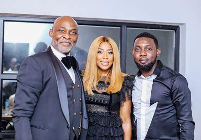 Chris Ayo Otiko Mba by Rmd Becomes Brand Ambassador Hosts Uduaghan Other Top