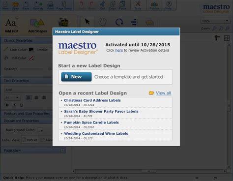 maestro labels templates help center maestro label designer adding images