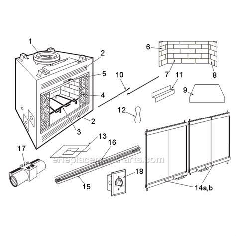 majestic wmc36 parts list and diagram ereplacementparts com