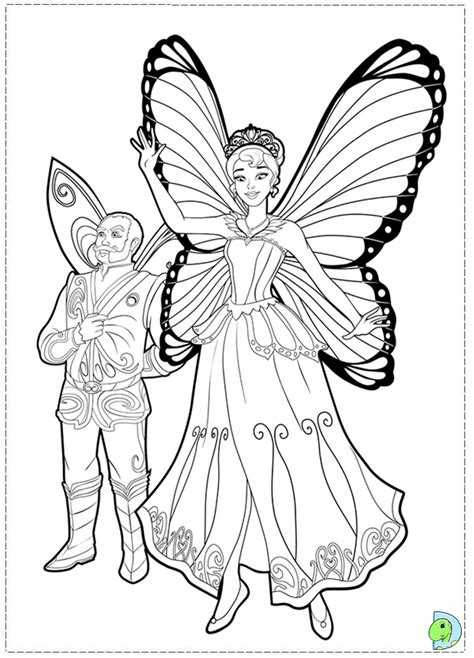 coloring pages barbie fairy secret barbie fairy princess coloring page barbie mariposa and