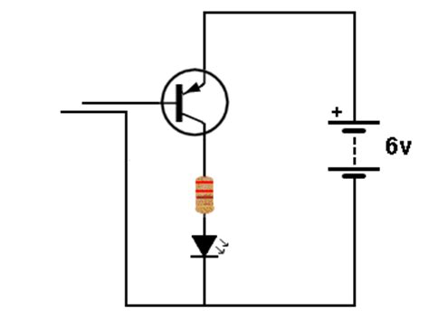 transistor pnp animation basic electronics 1a