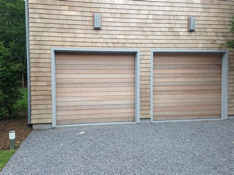 Decowood Western Red Cedar Garage Door Decor23 Western Overhead Door