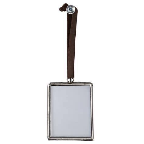 glass mini hanging picture frame bluebell boutique