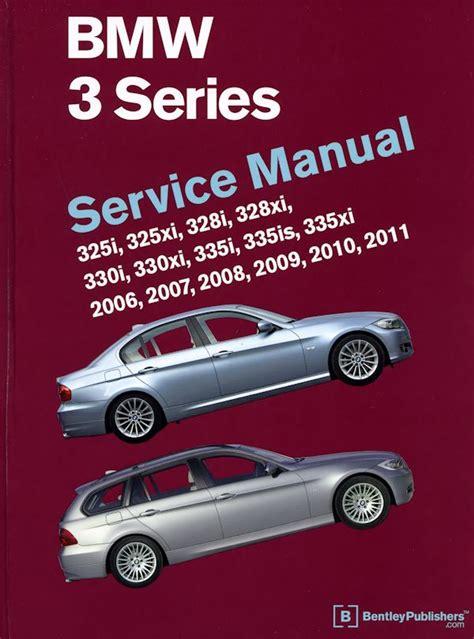 old car repair manuals 2006 bmw 7 series electronic throttle control bmw 3 series e90 repair manual 2006 2011 325 328 330 335 cars
