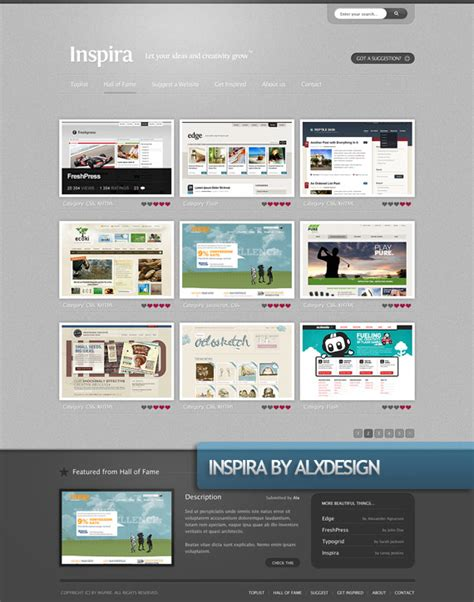 web layout creative outstanding web layouts from deviantart web design blog
