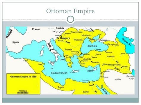 ottoman empire summary ottoman empire powerpoint ppt the ottoman empire