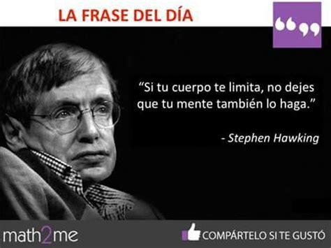 stephen hawking biography in spanish pin by elena mor 243 n on citas frases pinterest