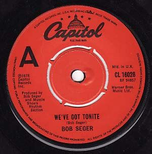 bob seger we ve got tonight bob seger we ve got tonight records lps vinyl and cds