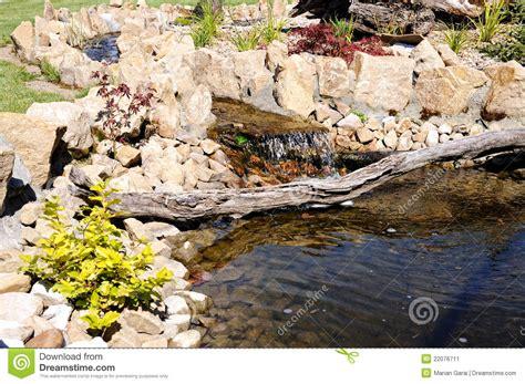 Rock Garden Pond Garden Pond In Rock Garden Design By Bahaa Seedhom Chsbahrain
