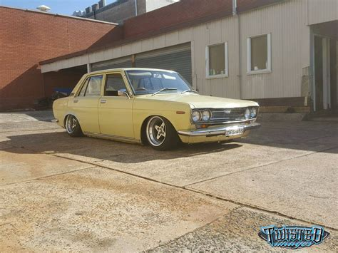Datsun 510 Suspension Upgrades by Datsun 510 Suspension 1971 Datsun 510 Wagon The