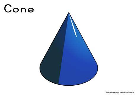 Es Cone 3d shapes cone