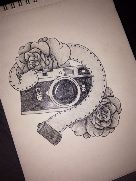 tattoo camera design ink designs